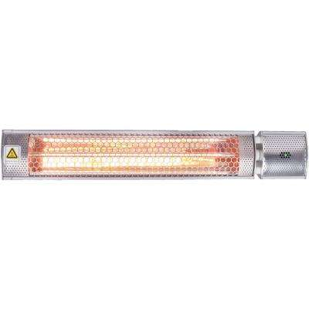 1500-Watt Halogen Infrared Electric Patio Heater