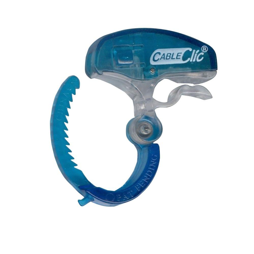Micro Cable Clic - Blue