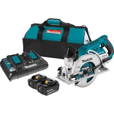 18-Volt X2 LXT 5.0Ah Lithium-Ion (36-Volt) Brushless Cordless Rear Handle 7-1/4 in. Circular Saw Kit
