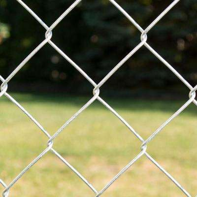 Installed Chainlink Fence