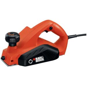 Black Decker 5 2 Amp 3 1 4 In Corded Planer 7698k The