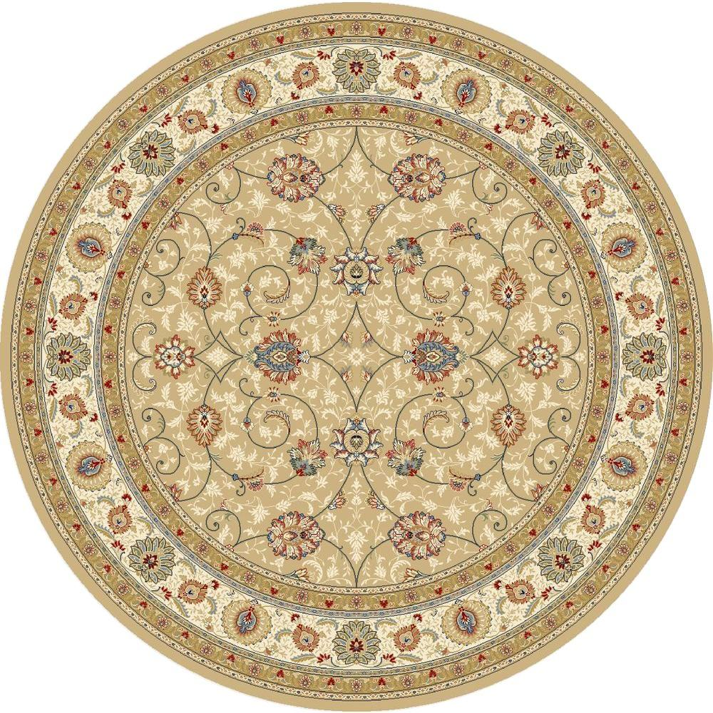 Home decorators collection vaughan light gold ivory 7 ft - Home design carpet rugs woodbridge on ...