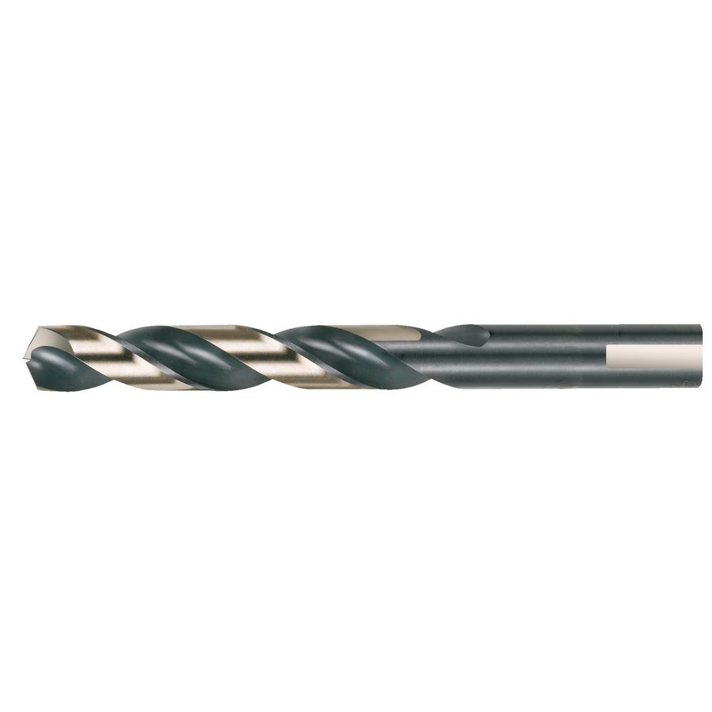 1.1250 Flute Length RedLine Tools #13 Mechanics Length Drill Bit Pack of 12 Oxide Finish RD41813 2.1875 OAL .1850
