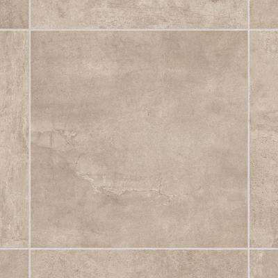 Lonney Tan 13.2 ft. Wide x Your Choice Length Residential Sheet Vinyl Flooring