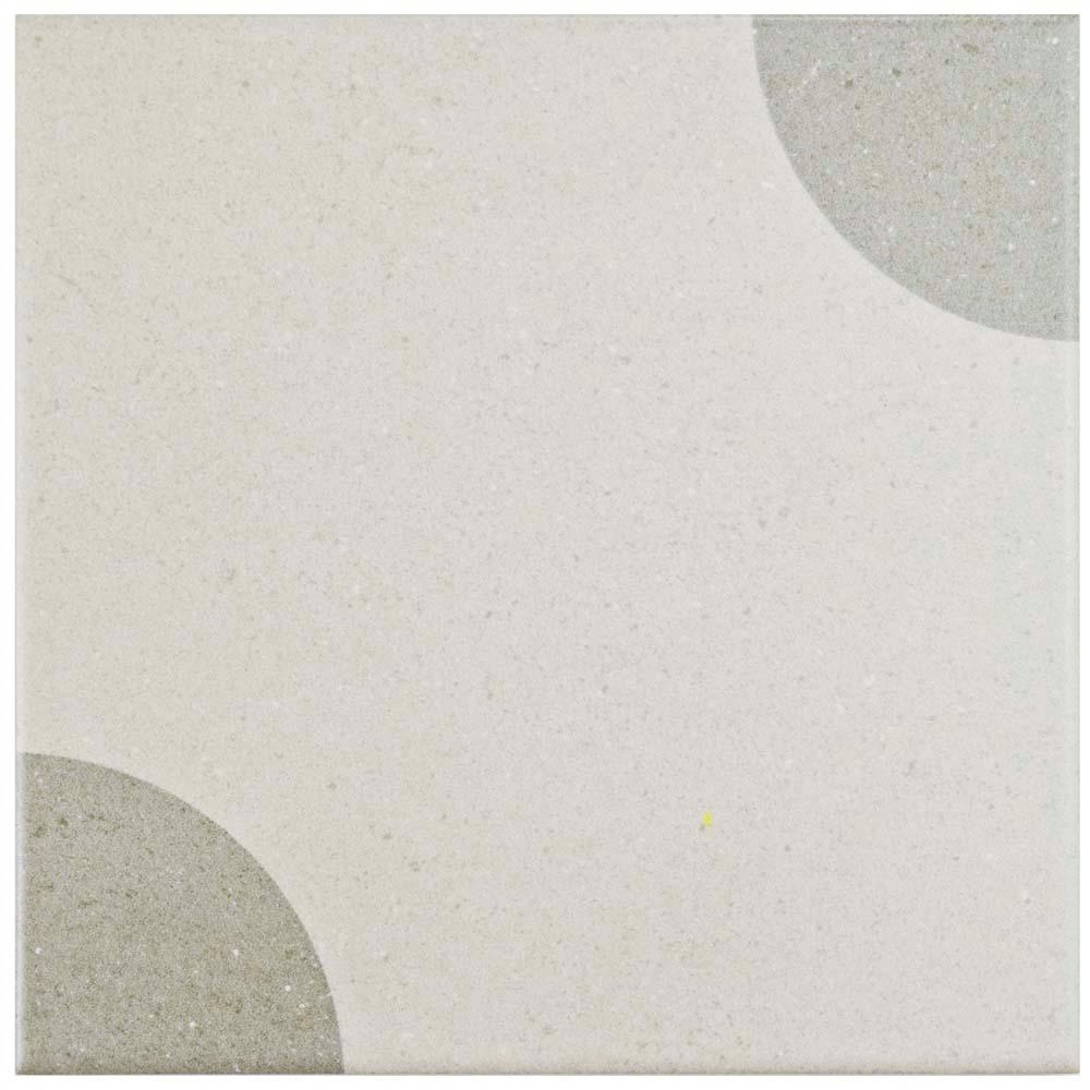 Brezo Xaloc 5-7/8 in. x 5-7/8 in. Porcelain Floor and Wall