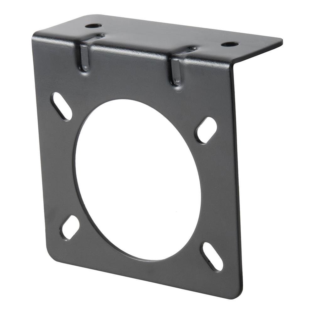 Curt Connector Mounting Bracket For 7