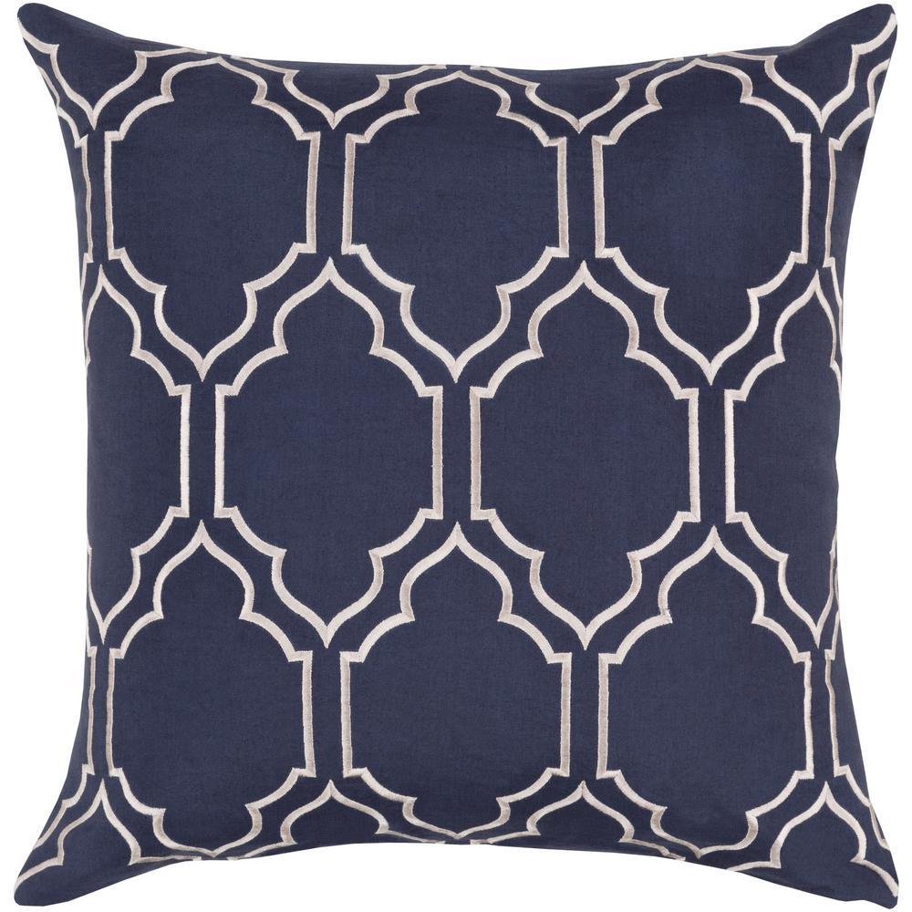 Monticello Poly Euro Pillow
