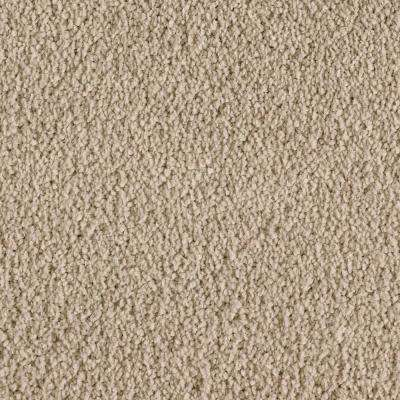 Carpet Sample - Windfall (S) - Color Deer Path Textured 8 in. x 8 in.