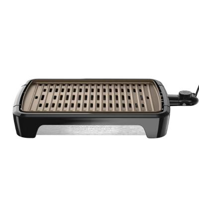 172 sq. in. Black Smokeless Grill