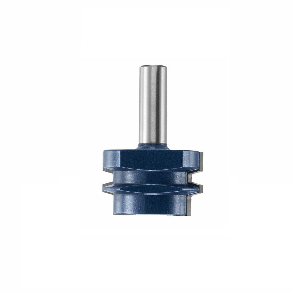 Bosch 1-7/8 in. x 1-3/32 in. Carbide Tipped Reversible Glue Joint Bit