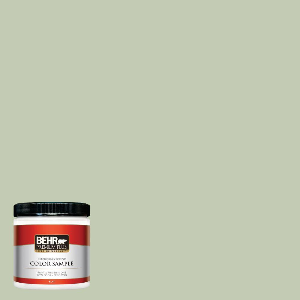 8 oz. #420E-3 Spring Hill Interior/Exterior Paint Sample