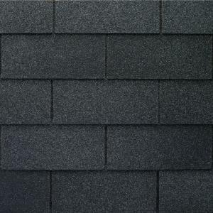 Gaf Royal Sovereign Charcoal 25 Year 3 Tab Shingles 33 33
