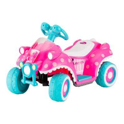 Mini Mouse Quad in Hot Pink
