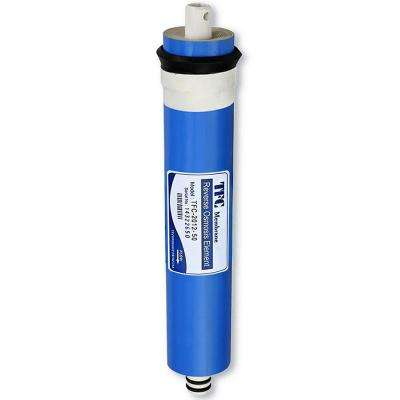 1.8 in. x 12 in. 50GPD Water Filter Replacement Cartridge Reverse Osmosis Membrane