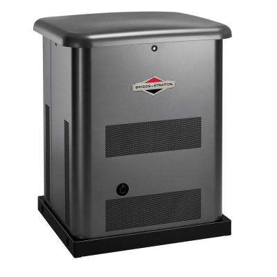 10,000-Watt Automatic Air Cooled Standby Generator with 100 Amp Transfer Switch