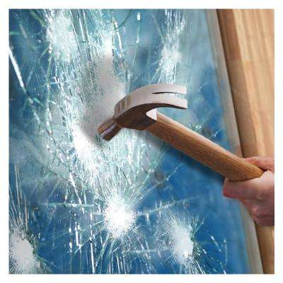 48 in. x 12 ft. S8MC Clear 8 Mil Security Window Film