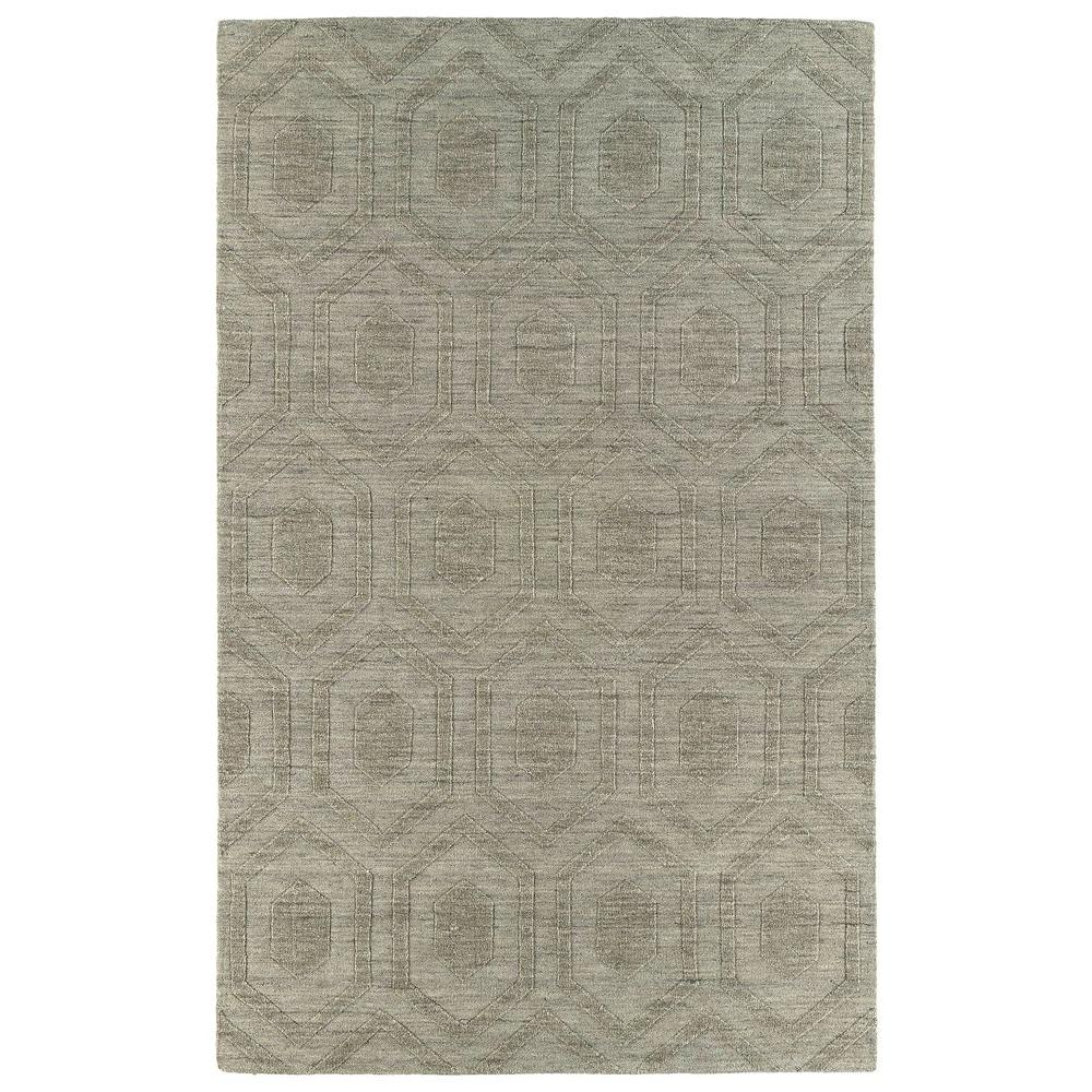 Kaleen Imprints Modern Light Brown 5 ft. x 8 ft. Area Rug