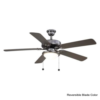Trice 52 in. LED Gunmetal Ceiling Fan