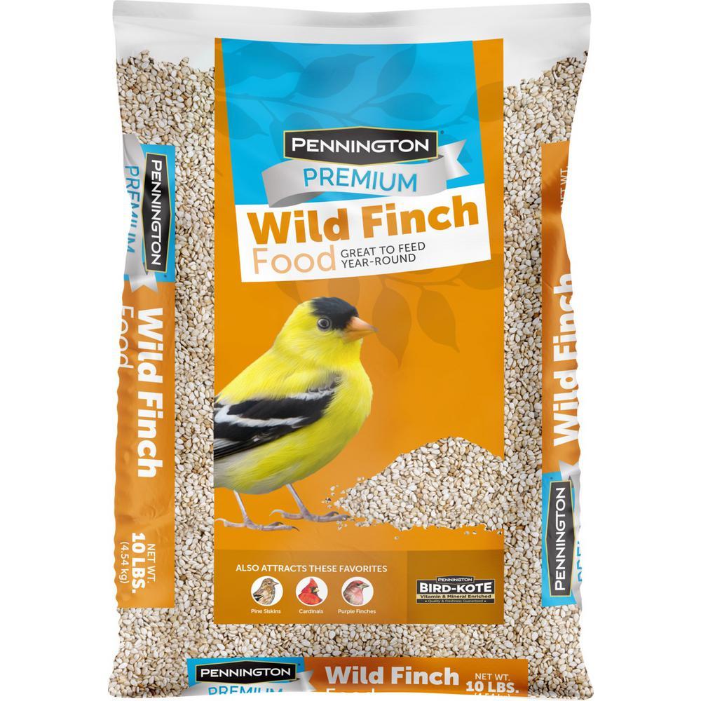 10 lbs. Premium Wild Finch Bird Food