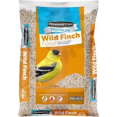 10 lbs. Premium Wild Finch Bird Food