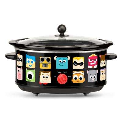 Pixar 7 Qt. Slow Cooker
