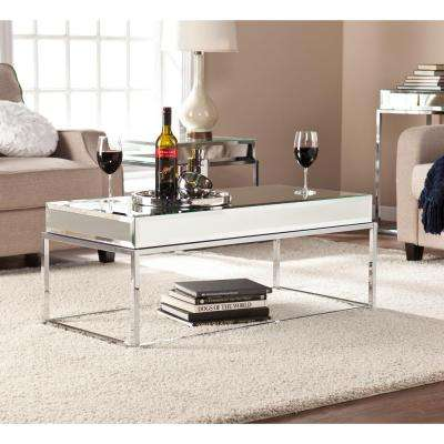 Grande Mirrored Coffee Table