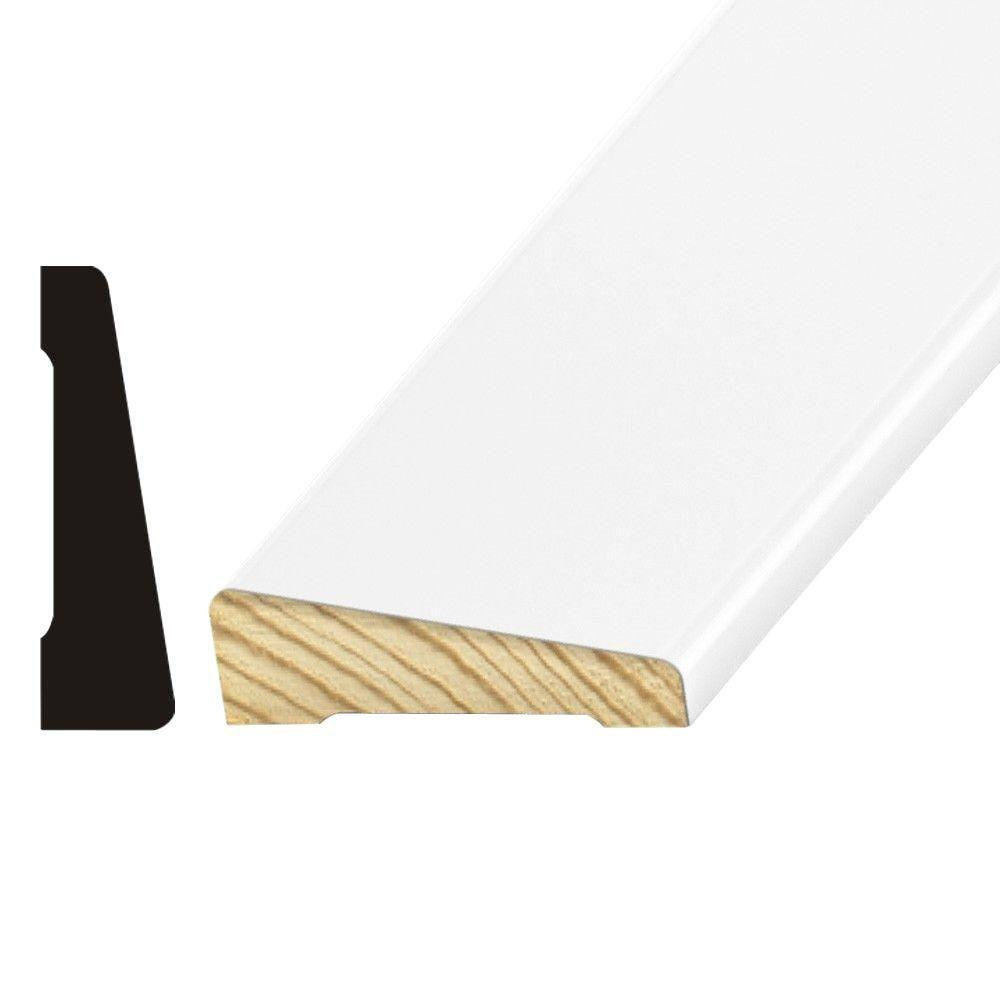 OP324 5/8 in. x 2-1/4 in. x 84 in. Primed Finger-Jointed