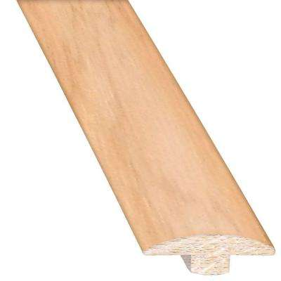 Vintage Hickory Sea Mist 5/8 in. Thick x 2 in. Wide x 78 in. Length Hardwood T-Molding