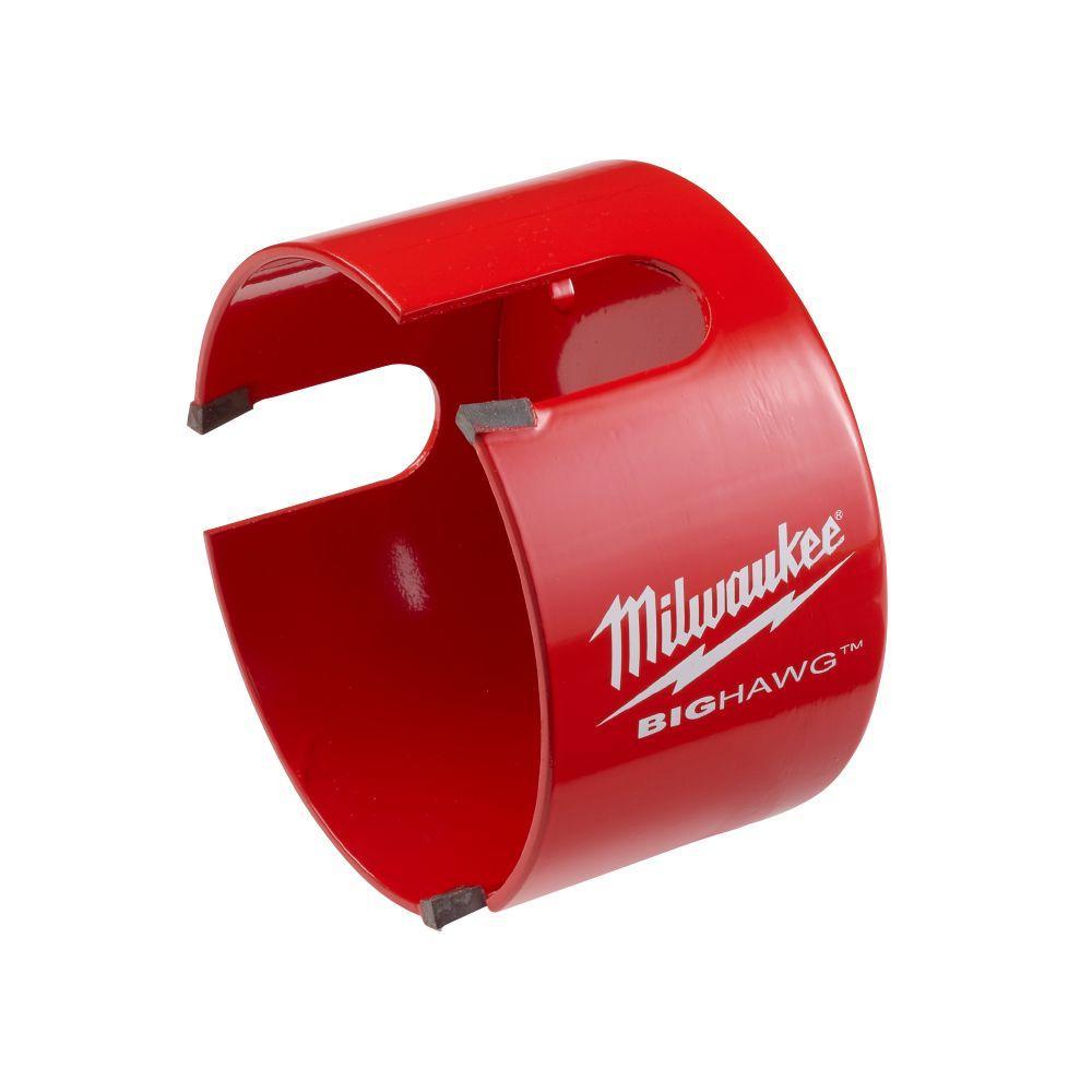 Milwaukee 4-5/8 inch Big Hawg Hole Cutter by Milwaukee