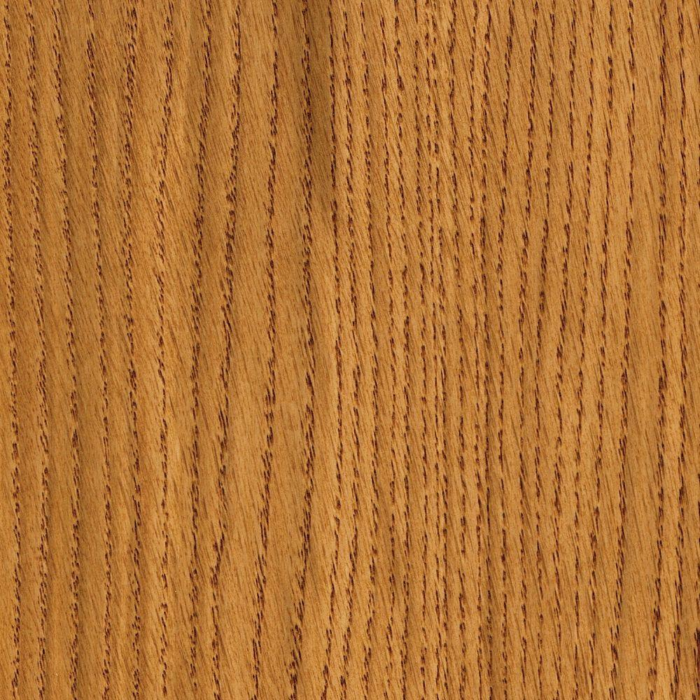 Home Legend Take Home Sample - Wire Brushed Oak Havana Click Lock Hardwood Flooring - 5 in. x 7 in.