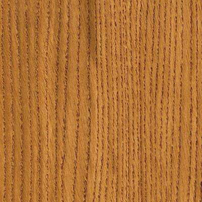 Take Home Sample - Wire Brushed Oak Havana Click Lock Hardwood Flooring - 5 in. x 7 in.