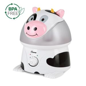 Crane 1 Gal. Cool Mist Humidifier, Cow by Crane