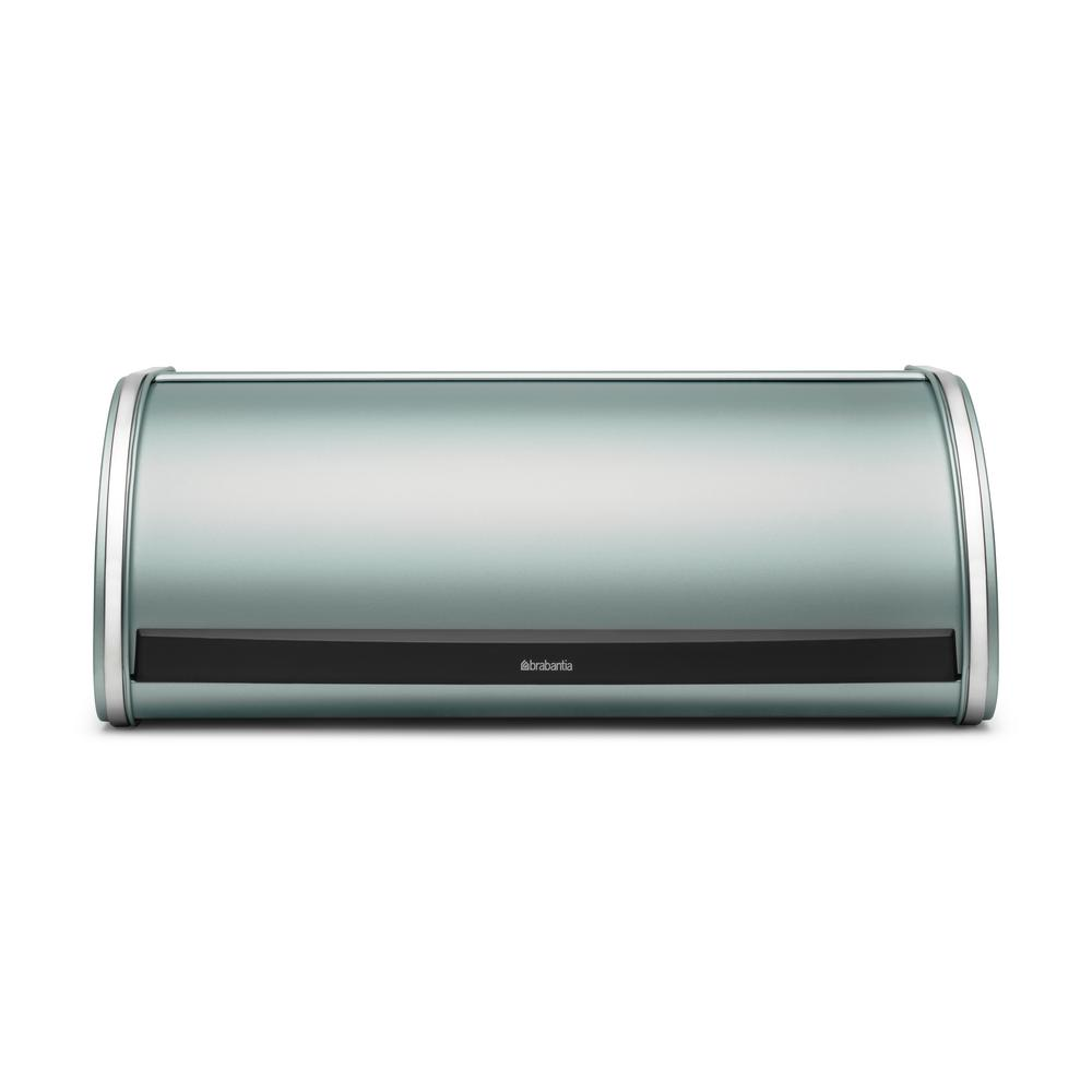 Brabantia Brabantia Roll Top Bread Box, Metallic Mint