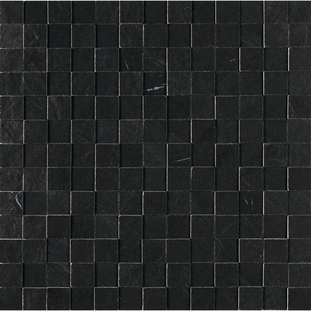Daltile Caldwell Black Matte 12 In X 12 In X 9 5 Mm