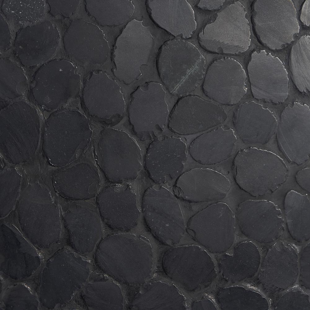 Black Pebble Tile Natural Stone