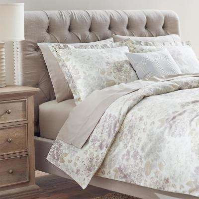 Flower Bed Linen Twin Duvet