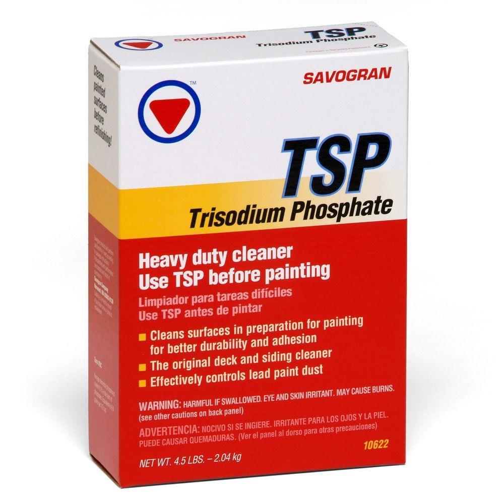 4 5 Lbs Box Tsp Heavy Duty Cleaner