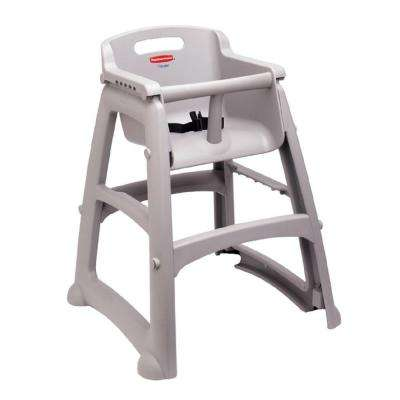 Sturdy Chair Youth Seat with Wheels