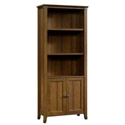 Carson Forge Washington Cherry Storage Open Bookcase