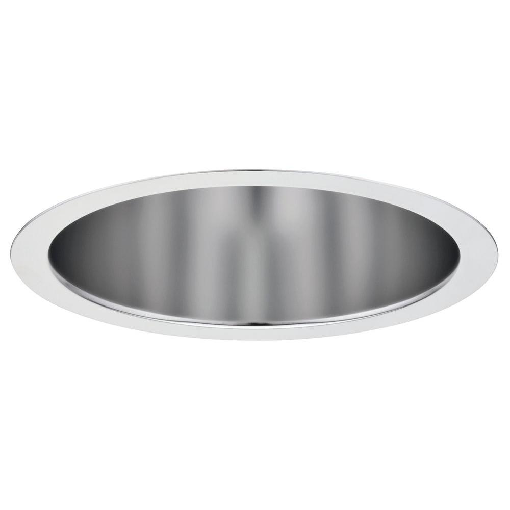 Lithonia Recessed Led Trim: Lithonia Lighting 6 In. Clear Diffuse Open Reflector