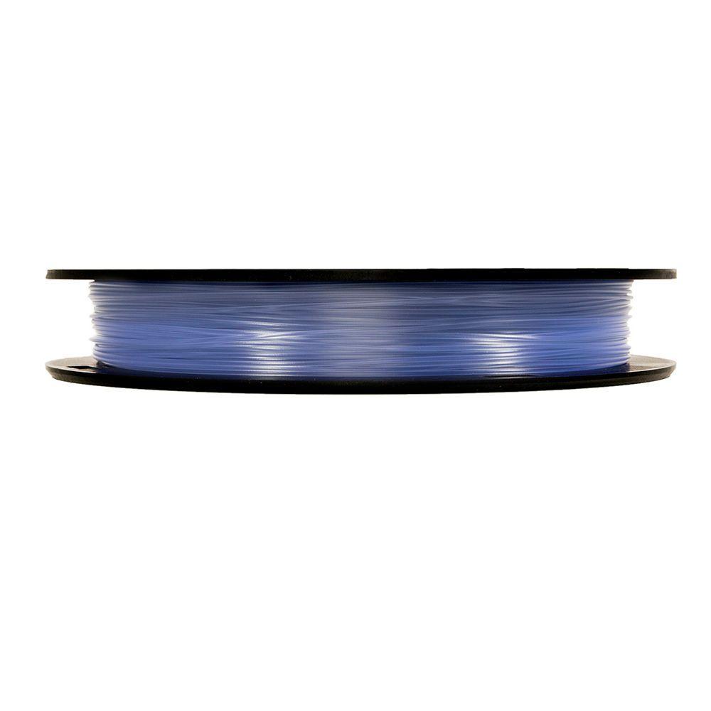 2 lbs. Large Translucent Blue PLA Filament