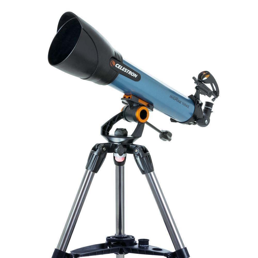 Inspire 100AZ Refractor Telescope