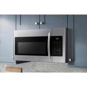Samsung 30 in W 16 cu ft Over the Range Microwave in Stainless