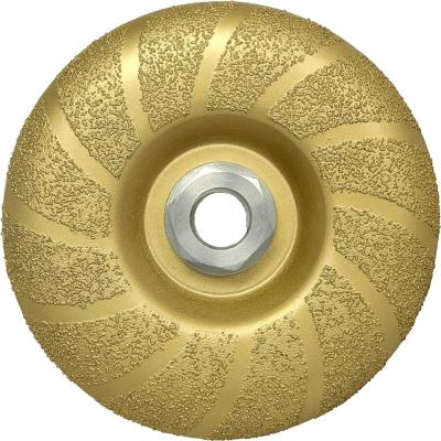 4.5 in. V-Tech Multipurpose Grinding Wheel