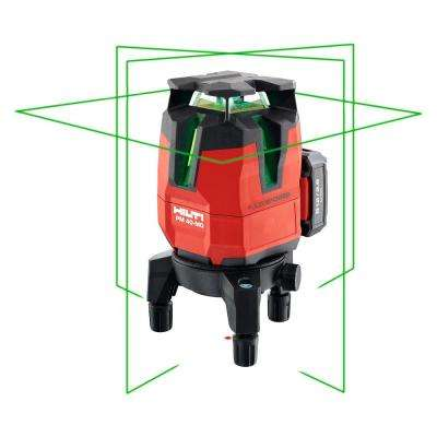 PM 40-MG Multi-Line Green Laser Level
