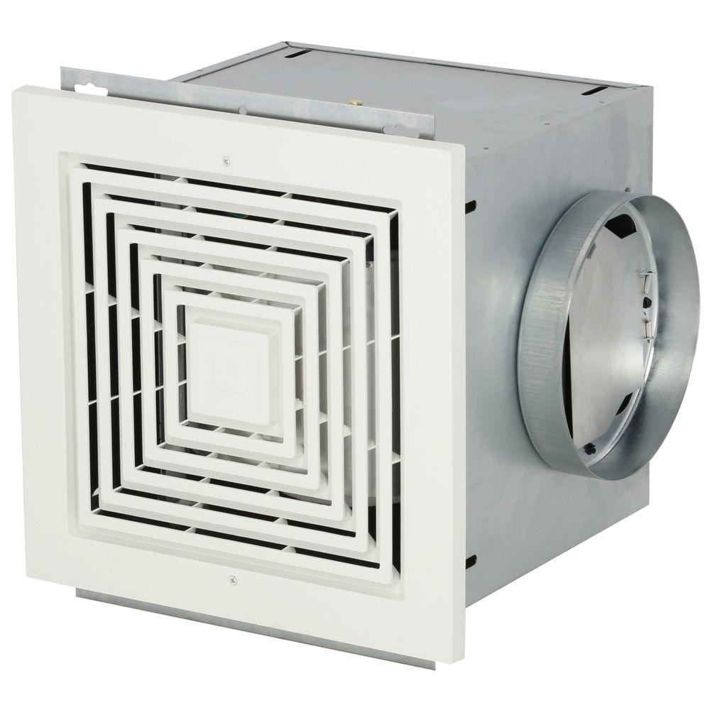 Broan 210 CFM High-Capacity Ventilation Bathroom Exhaust Fan
