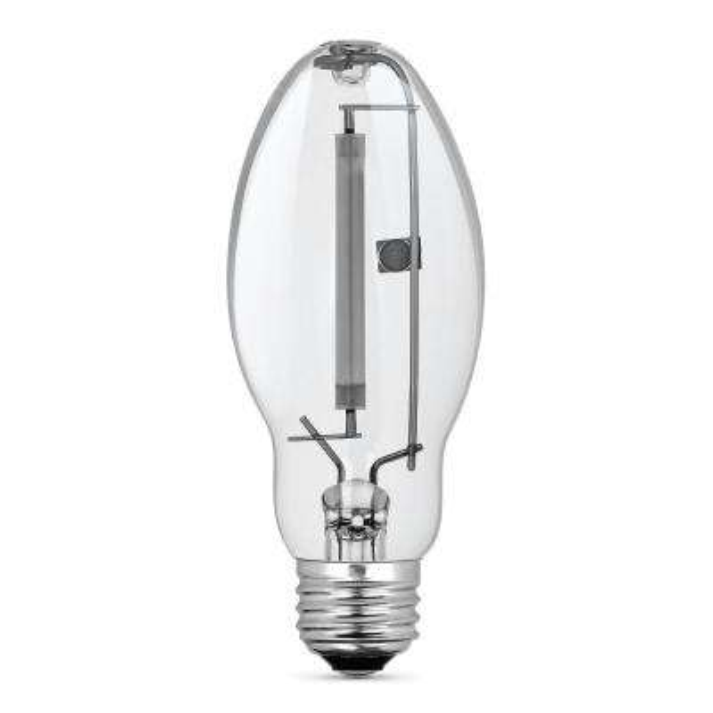 150-Watt ED17 Shape Clear High Pressure Sodium E26 Medium Base HID Light Bulb (1-Bulb)