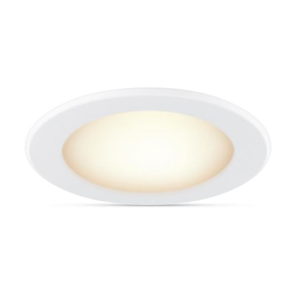Tunable White 5/6 in. LED 65W Equivalent Dimmable Smart Wi-Fi Wiz Connected Recessed Downlight Kit