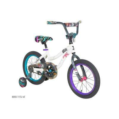 16 in. Boys Bike Monster High