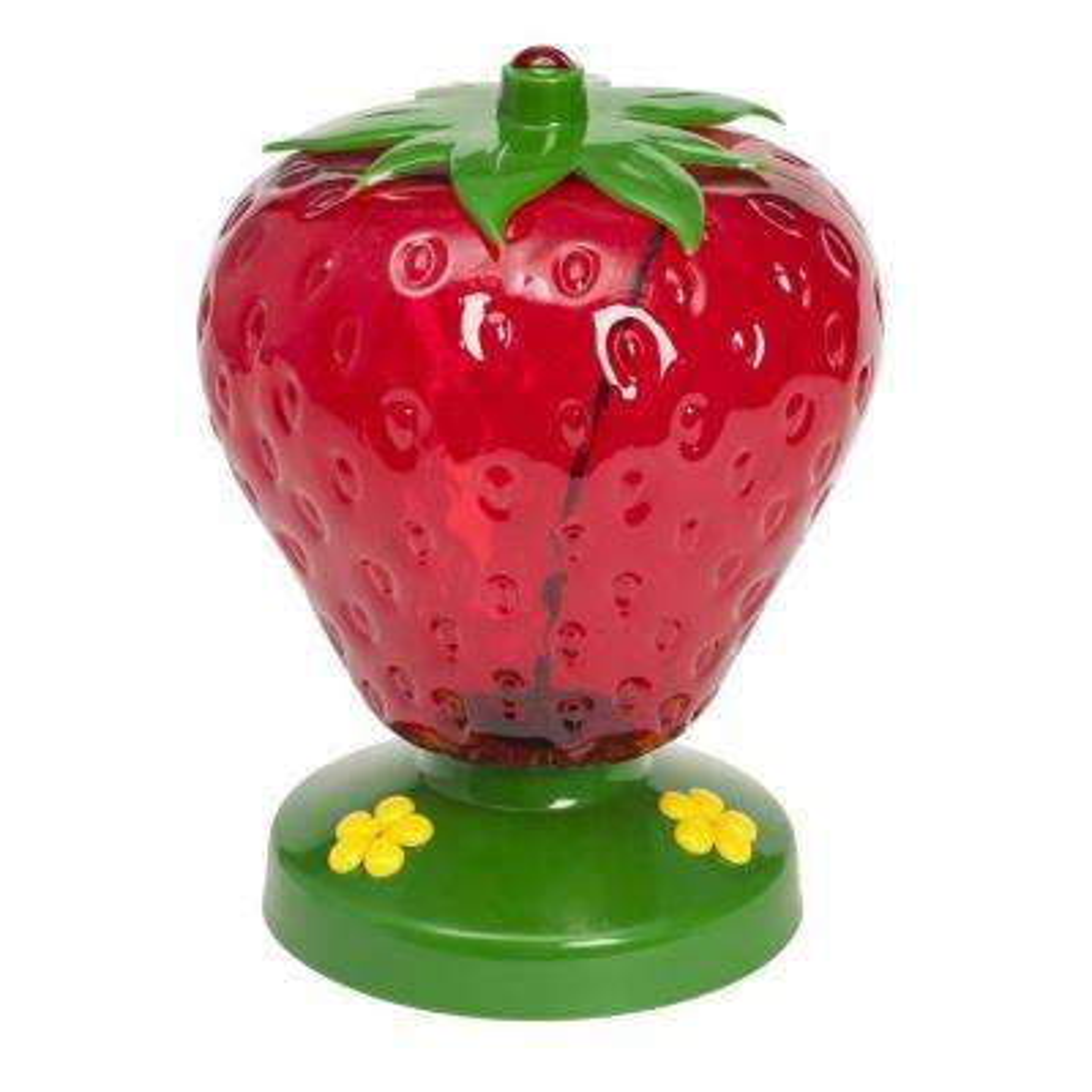 48 oz. Strawberry Hummingbird Feeder